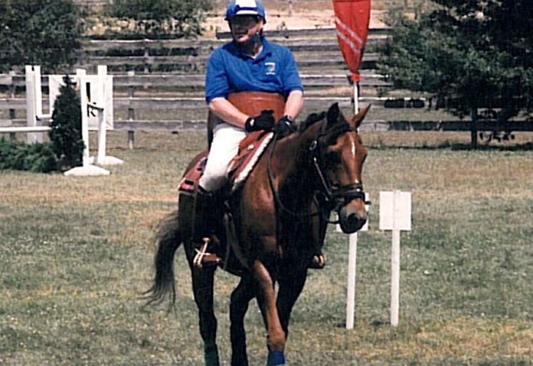 Paul-Roland-demonstrating-at-Groton-House-Farm-Horse